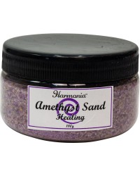 Amethyst Gemstone Sand for Healing Mystic Convergence Metaphysical Supplies Metaphysical Supplies, Pagan Jewelry, Witchcraft Supply, New Age Spiritual Store