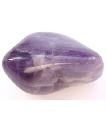 Amethyst Tumbled Stone for Psychic Vision