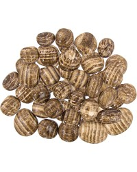 Aragonite Tumbled Stones - 1 Pound Pack