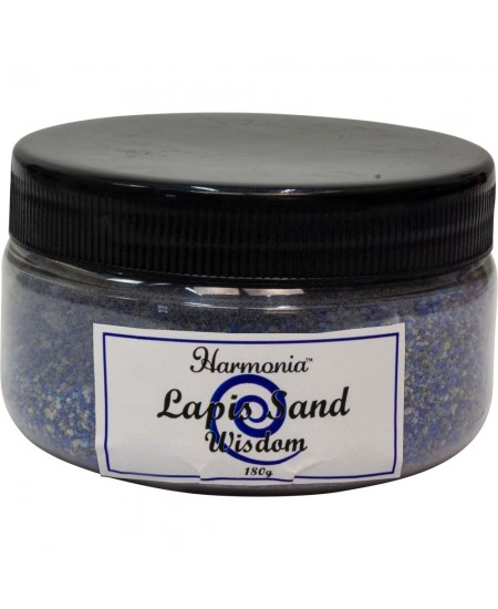 Lapis Lazuli Gemstone Sand for Wisdom at Mystic Convergence Metaphysical Supplies, Metaphysical Supplies, Pagan Jewelry, Witchcraft Supply, New Age Spiritual Store