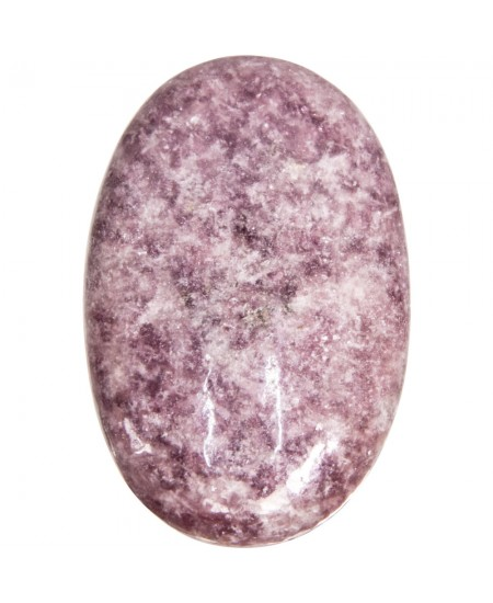 Lepidolite Palm Stone for Peace and Emotional Balance at Mystic Convergence Metaphysical Supplies, Metaphysical Supplies, Pagan Jewelry, Witchcraft Supply, New Age Spiritual Store