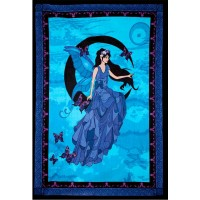 Moon Fairy Tapestry