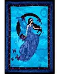 Moon Fairy Tapestry Mystic Convergence Metaphysical Supplies Metaphysical Supplies, Pagan Jewelry, Witchcraft Supply, New Age Spiritual Store