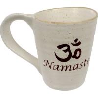 Namaste Om 10 oz Ceramic Mug