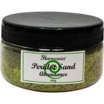 Peridot Gemstone Sand for Abundance at Mystic Convergence Metaphysical Supplies, Metaphysical Supplies, Pagan Jewelry, Witchcraft Supply, New Age Spiritual Store