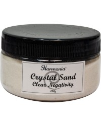 Crystal Clear Quartz Gemstone Sand to Clear Negativity Mystic Convergence Metaphysical Supplies Metaphysical Supplies, Pagan Jewelry, Witchcraft Supply, New Age Spiritual Store