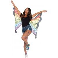 Rainbow Mini Butterfly Festival Wings
