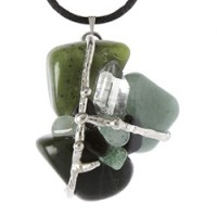 Good Luck Gemstone Magical Amulet