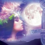 Celtic Moon Greeting Card with Music CD at Mystic Convergence Metaphysical Supplies, Metaphysical Supplies, Pagan Jewelry, Witchcraft Supply, New Age Spiritual Store
