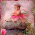 Baby Fairy Greeting Card with CD at Mystic Convergence Metaphysical Supplies, Metaphysical Supplies, Pagan Jewelry, Witchcraft Supply, New Age Spiritual Store