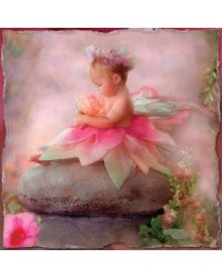 Baby Fairy Greeting Card with CD Mystic Convergence Wiccan Supplies, Pagan Jewelry, Witchcraft Supplies, New Age Store