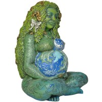 Millennial Gaia Mother Earth Statue