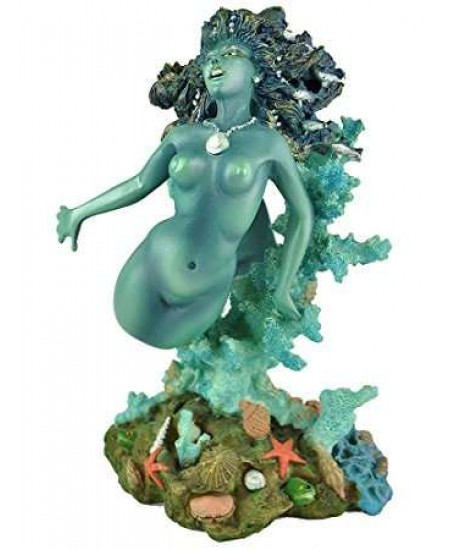 Mermaid - Beauty of the Sea Statue at Mystic Convergence Metaphysical Supplies, Metaphysical Supplies, Pagan Jewelry, Witchcraft Supply, New Age Spiritual Store