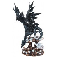 Dragon Statues Mystic Convergence Wicca Supplies, Pagan Jewelry, Witchcraft Supply, New Age Magick