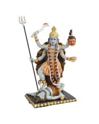 Kali Hindu Goddess of Destruction Statue Mystic Convergence Metaphysical Supplies Metaphysical Supplies, Pagan Jewelry, Witchcraft Supply, New Age Spiritual Store
