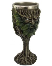 Greenman, Lord of the Forest Wiccan Altar Chalice Mystic Convergence Metaphysical Supplies Metaphysical Supplies, Pagan Jewelry, Witchcraft Supply, New Age Spiritual Store