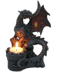 Dragon Candle Holder Mystic Convergence Metaphysical Supplies Metaphysical Supplies, Pagan Jewelry, Witchcraft Supply, New Age Spiritual Store
