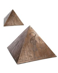 Egyptian Pyramid Memorial Keepsake Urn Mystic Convergence Metaphysical Supplies Metaphysical Supplies, Pagan Jewelry, Witchcraft Supply, New Age Spiritual Store