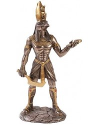 Horus Egyptian God Statue - 12 Inches Mystic Convergence Metaphysical Supplies Metaphysical Supplies, Pagan Jewelry, Witchcraft Supply, New Age Spiritual Store