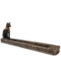 Bastet Egyptian Incense Burner Mystic Convergence Metaphysical Supplies Metaphysical Supplies, Pagan Jewelry, Witchcraft Supply, New Age Spiritual Store