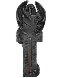 Dragon Gothic Wall Thermometer Mystic Convergence Metaphysical Supplies Metaphysical Supplies, Pagan Jewelry, Witchcraft Supply, New Age Spiritual Store