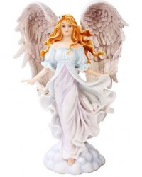 Seraphim Angel of Purity Statue Mystic Convergence Metaphysical Supplies Metaphysical Supplies, Pagan Jewelry, Witchcraft Supply, New Age Spiritual Store