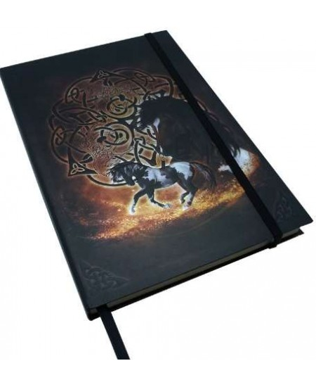 Celtic Horse Journal at Mystic Convergence Metaphysical Supplies, Metaphysical Supplies, Pagan Jewelry, Witchcraft Supply, New Age Spiritual Store