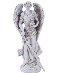 Archangel Jehudiel Small Christian Statue Mystic Convergence Metaphysical Supplies Metaphysical Supplies, Pagan Jewelry, Witchcraft Supply, New Age Spiritual Store