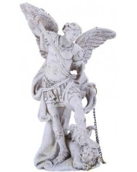 Archangel Michael Small Christian Statue Mystic Convergence Metaphysical Supplies Metaphysical Supplies, Pagan Jewelry, Witchcraft Supply, New Age Spiritual Store