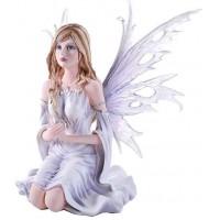 Winter Fairy Statue