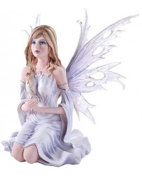 Winter Fairy Statue Mystic Convergence Metaphysical Supplies Metaphysical Supplies, Pagan Jewelry, Witchcraft Supply, New Age Spiritual Store