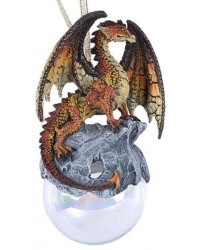 Hyperion Golden Dragon Ornament Mystic Convergence Metaphysical Supplies Metaphysical Supplies, Pagan Jewelry, Witchcraft Supply, New Age Spiritual Store