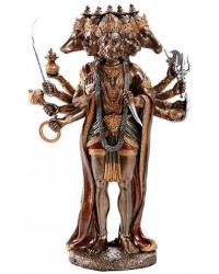 Hanuman Hindu God 10 Inch Statue Mystic Convergence Metaphysical Supplies Metaphysical Supplies, Pagan Jewelry, Witchcraft Supply, New Age Spiritual Store