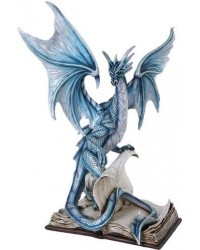 Dragon Spell Fantasy Art Statue Mystic Convergence Metaphysical Supplies Metaphysical Supplies, Pagan Jewelry, Witchcraft Supply, New Age Spiritual Store