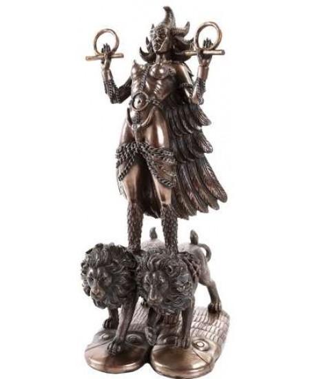 Ishtar Babylonian War Goddess Statue