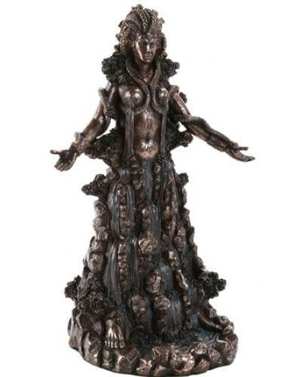 Danu Bronze Celtic Goddess Statue by Derek Frost at Mystic Convergence Metaphysical Supplies, Metaphysical Supplies, Pagan Jewelry, Witchcraft Supply, New Age Spiritual Store