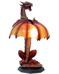 Dragon Table Lamp Mystic Convergence Metaphysical Supplies Metaphysical Supplies, Pagan Jewelry, Witchcraft Supply, New Age Spiritual Store