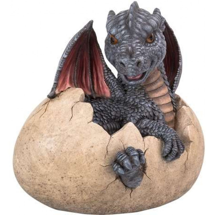 Garden Dragon Egg Statue At Mystic Convergence, Wiccan Supplies, Pagan  Jewelry, Witchcraft Supplies