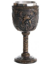 Odin Norse God Goblet Mystic Convergence Metaphysical Supplies Metaphysical Supplies, Pagan Jewelry, Witchcraft Supply, New Age Spiritual Store