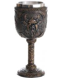 Odin Norse God Goblet