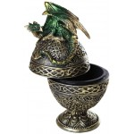Dragon Egg Trinket Box at Mystic Convergence Metaphysical Supplies, Metaphysical Supplies, Pagan Jewelry, Witchcraft Supply, New Age Spiritual Store