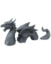 Dragon of a Fallen Castle Moat Statue Mystic Convergence Metaphysical Supplies Metaphysical Supplies, Pagan Jewelry, Witchcraft Supply, New Age Spiritual Store
