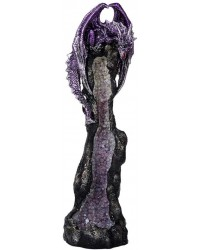 Dragon Geode Tower Incense Holder Mystic Convergence Metaphysical Supplies Metaphysical Supplies, Pagan Jewelry, Witchcraft Supply, New Age Spiritual Store