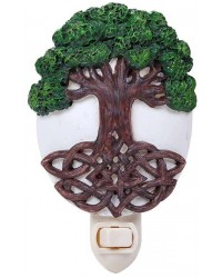 Tree of Life Night Light Mystic Convergence Metaphysical Supplies Metaphysical Supplies, Pagan Jewelry, Witchcraft Supply, New Age Spiritual Store