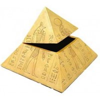 Pyramid of the Gods Egyptian Trinket Box