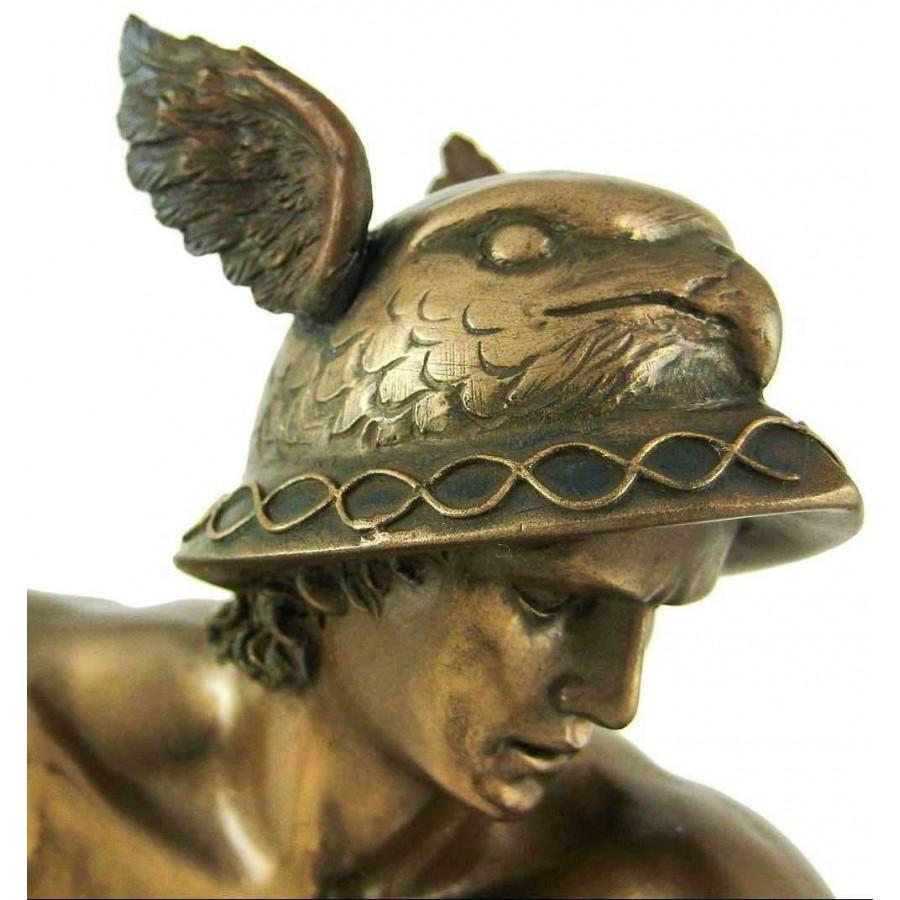 Hermes Greek God of Commerce, Communications and Wealth