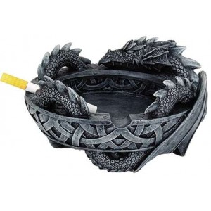 Dragon Ashtray Mystic Convergence Wiccan Supplies, Pagan Jewelry, Witchcraft Supplies, New Age Store