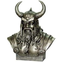 Odin King of the Norse Gods Statue by Monte Moore