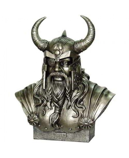 Odin King of the Norse Gods Statue by Monte Moore at Mystic Convergence Metaphysical Supplies, Metaphysical Supplies, Pagan Jewelry, Witchcraft Supply, New Age Spiritual Store