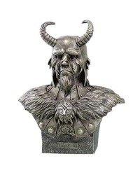 Loki, God of Fire Norse Statue Mystic Convergence Metaphysical Supplies Metaphysical Supplies, Pagan Jewelry, Witchcraft Supply, New Age Spiritual Store